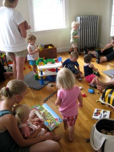 Tuesday Playgroup!