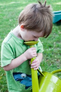 Playing the Watering-Can-o-Phone