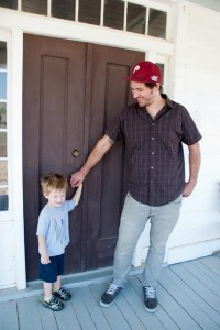 Opening doors with Uncle Erich