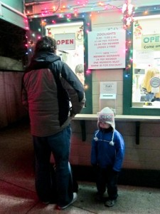 Tickets for ZooLights